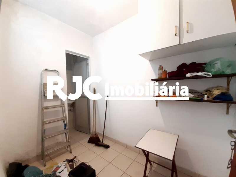 23 - Casa 3 quartos à venda Tijuca, Rio de Janeiro - R$ 695.000 - MBCA30213 - 23
