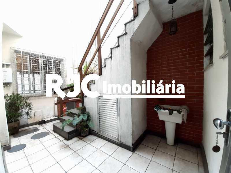 24 - Casa 3 quartos à venda Tijuca, Rio de Janeiro - R$ 695.000 - MBCA30213 - 24