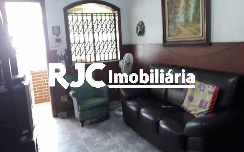3.   Sala - Casa 4 quartos à venda Vila Isabel, Rio de Janeiro - R$ 400.000 - MBCA40177 - 4