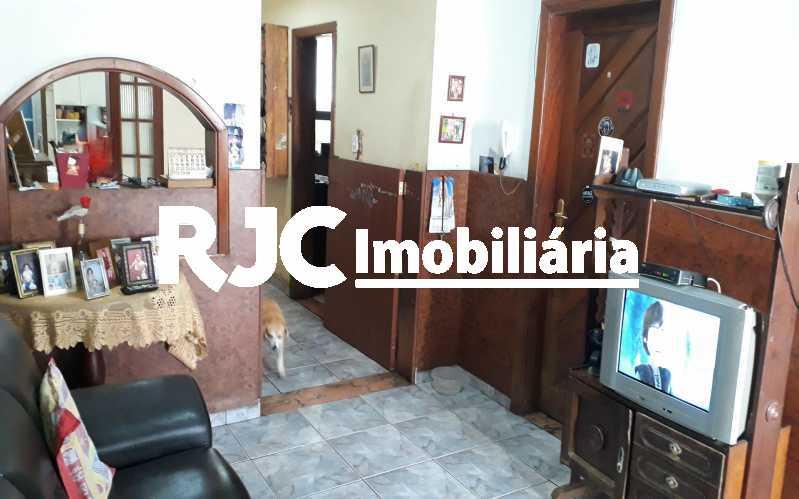 4.   Sala - Casa 4 quartos à venda Vila Isabel, Rio de Janeiro - R$ 400.000 - MBCA40177 - 5