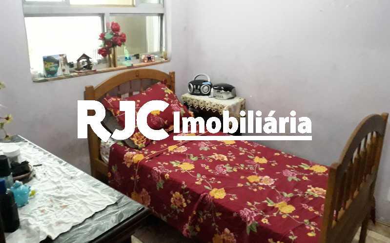 7     Quarto2 - Casa 4 quartos à venda Vila Isabel, Rio de Janeiro - R$ 400.000 - MBCA40177 - 8