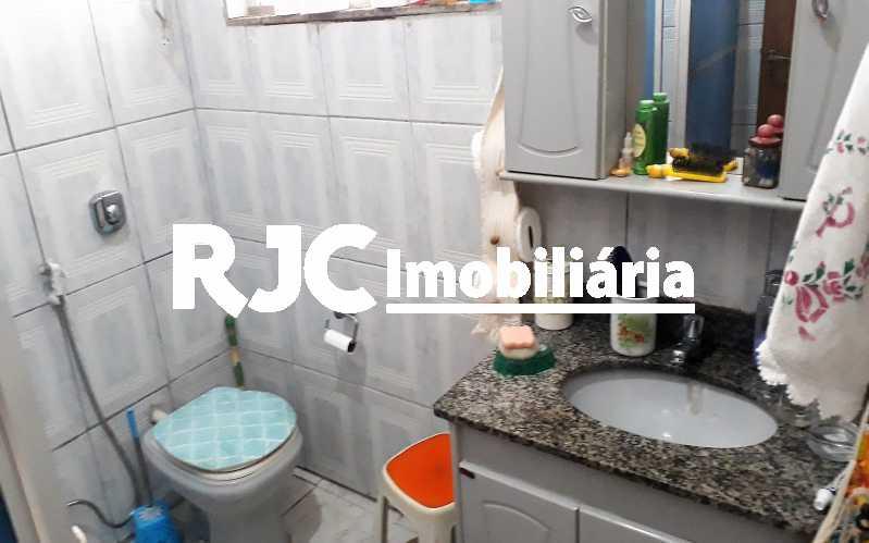8   Banheiro Social - Casa 4 quartos à venda Vila Isabel, Rio de Janeiro - R$ 400.000 - MBCA40177 - 9
