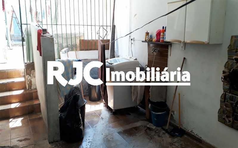 11  Lavanderia - Casa 4 quartos à venda Vila Isabel, Rio de Janeiro - R$ 400.000 - MBCA40177 - 12