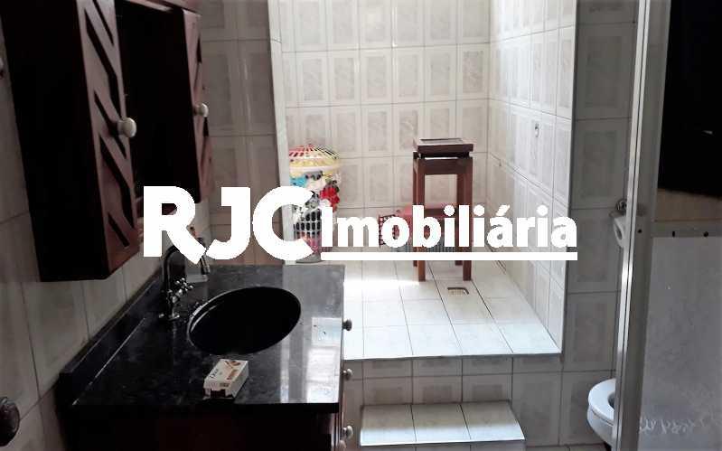 25 Banheiro Social 2 - Casa 4 quartos à venda Vila Isabel, Rio de Janeiro - R$ 400.000 - MBCA40177 - 16