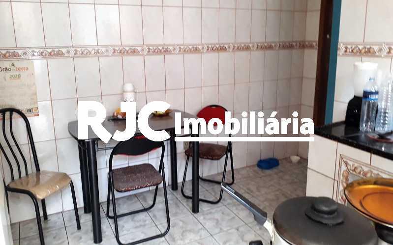 26.  Cozinha - Casa 4 quartos à venda Vila Isabel, Rio de Janeiro - R$ 400.000 - MBCA40177 - 17