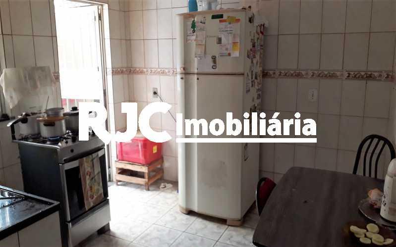27   Cozinha - Casa 4 quartos à venda Vila Isabel, Rio de Janeiro - R$ 400.000 - MBCA40177 - 18