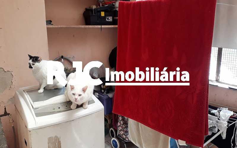 28  Área de Serviço - Casa 4 quartos à venda Vila Isabel, Rio de Janeiro - R$ 400.000 - MBCA40177 - 19