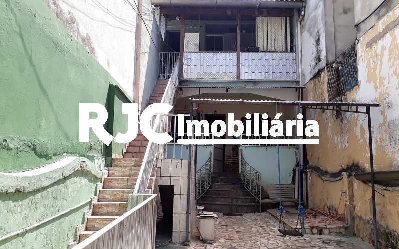 30 Quintal - Casa 4 quartos à venda Vila Isabel, Rio de Janeiro - R$ 400.000 - MBCA40177 - 21