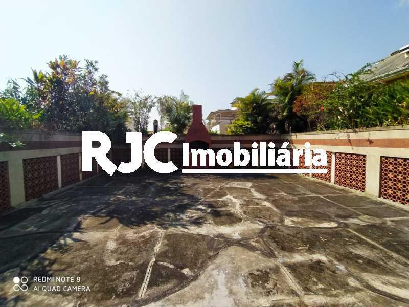 15 Churrasqueira. - Apartamento 2 quartos à venda Engenho Novo, Rio de Janeiro - R$ 260.000 - MBAP25029 - 16