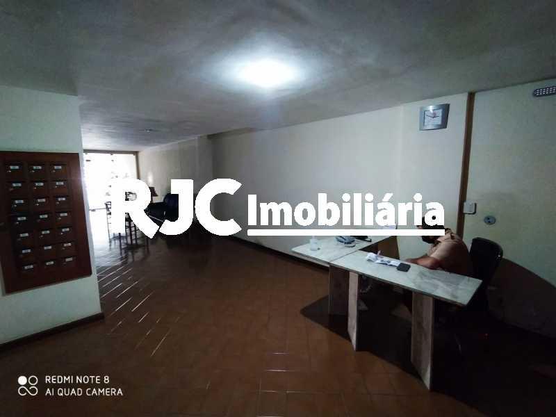 17.1 Portaria. - Apartamento 2 quartos à venda Engenho Novo, Rio de Janeiro - R$ 260.000 - MBAP25029 - 20