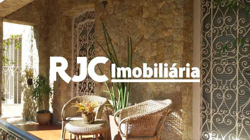 01 - Casa 3 quartos à venda Tijuca, Rio de Janeiro - R$ 1.380.000 - MBCA30215 - 1