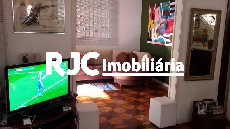 03 - Casa 3 quartos à venda Tijuca, Rio de Janeiro - R$ 1.380.000 - MBCA30215 - 4