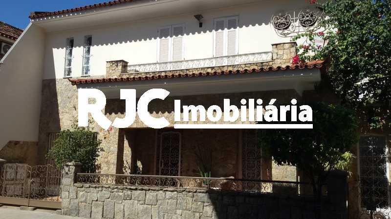 20 - Casa 3 quartos à venda Tijuca, Rio de Janeiro - R$ 1.380.000 - MBCA30215 - 21