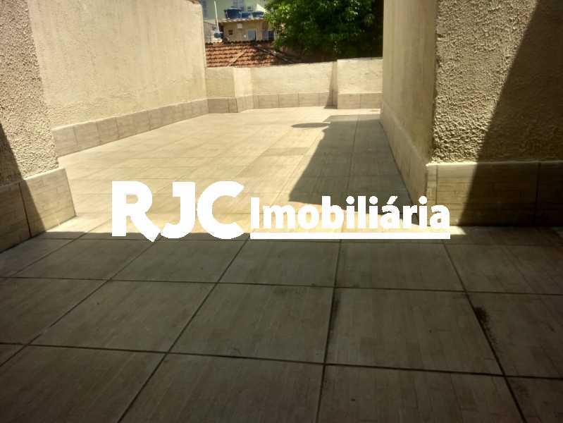 WhatsApp Image 2020-10-02 at 2 - Casa de Vila 3 quartos à venda Riachuelo, Rio de Janeiro - R$ 320.000 - MBCV30158 - 3