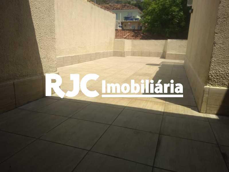 WhatsApp Image 2020-10-02 at 2 - Casa de Vila 3 quartos à venda Riachuelo, Rio de Janeiro - R$ 320.000 - MBCV30158 - 8