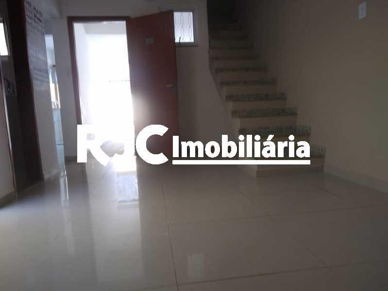 WhatsApp Image 2020-10-02 at 2 - Casa de Vila 3 quartos à venda Riachuelo, Rio de Janeiro - R$ 320.000 - MBCV30158 - 28