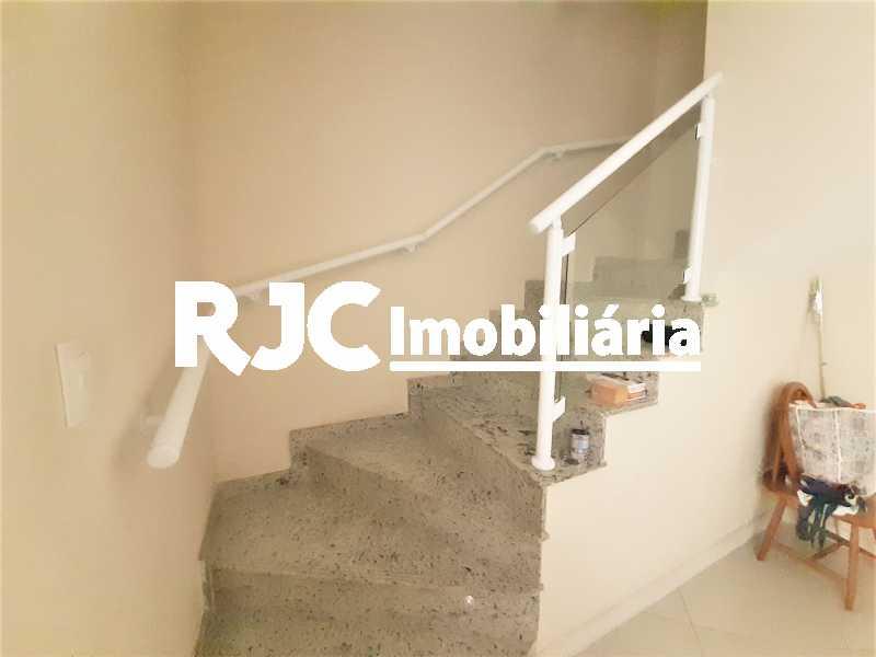 FOTO 8 - Casa 4 quartos à venda Grajaú, Rio de Janeiro - R$ 750.000 - MBCA40178 - 9