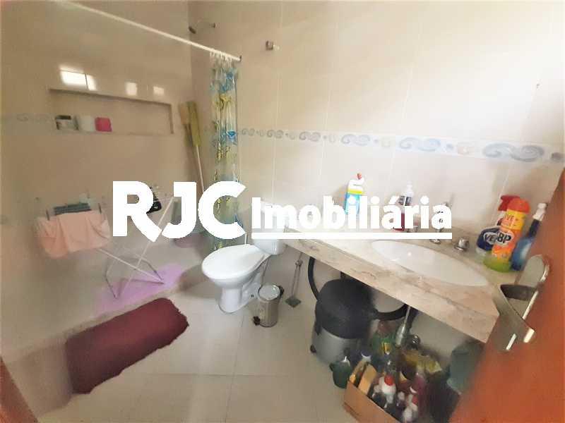 FOTO 19 - Casa 4 quartos à venda Grajaú, Rio de Janeiro - R$ 750.000 - MBCA40178 - 20