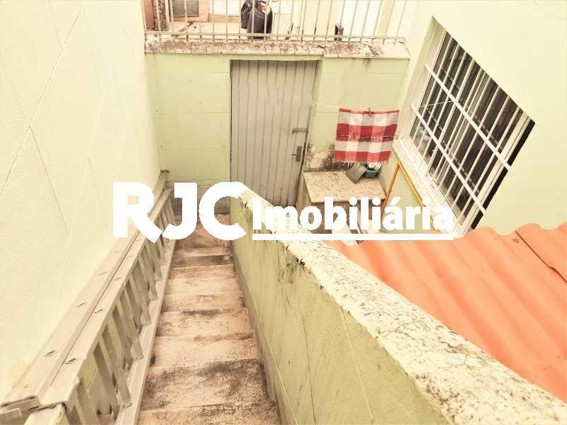 FOTO 20 - Casa 4 quartos à venda Grajaú, Rio de Janeiro - R$ 750.000 - MBCA40178 - 21