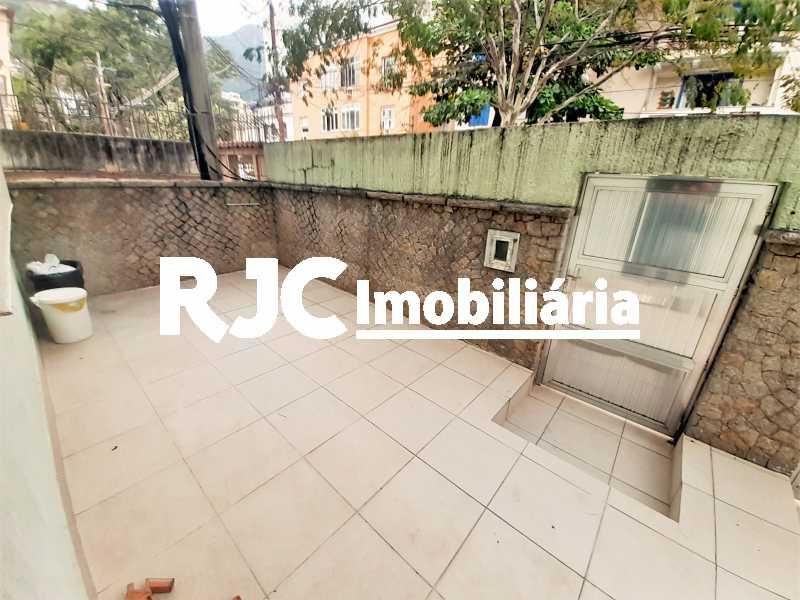 FOTO 22 - Casa 4 quartos à venda Grajaú, Rio de Janeiro - R$ 750.000 - MBCA40178 - 23