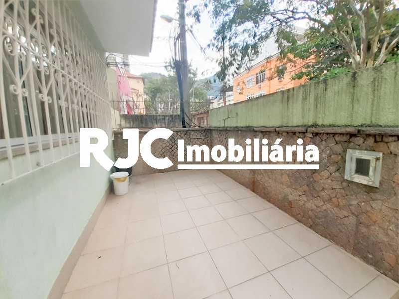 FOTO 23 - Casa 4 quartos à venda Grajaú, Rio de Janeiro - R$ 750.000 - MBCA40178 - 24