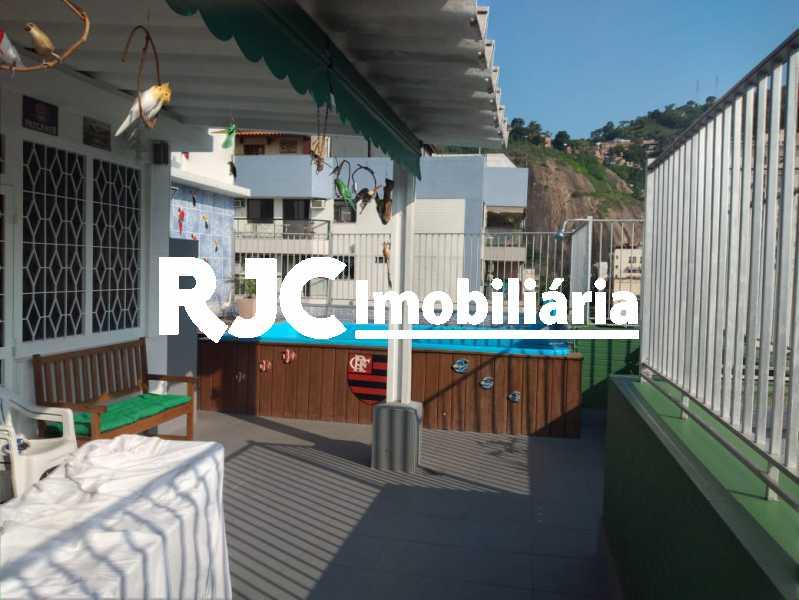 IMG-20201015-WA0038 - Cobertura 2 quartos à venda Tijuca, Rio de Janeiro - R$ 730.000 - MBCO20173 - 20