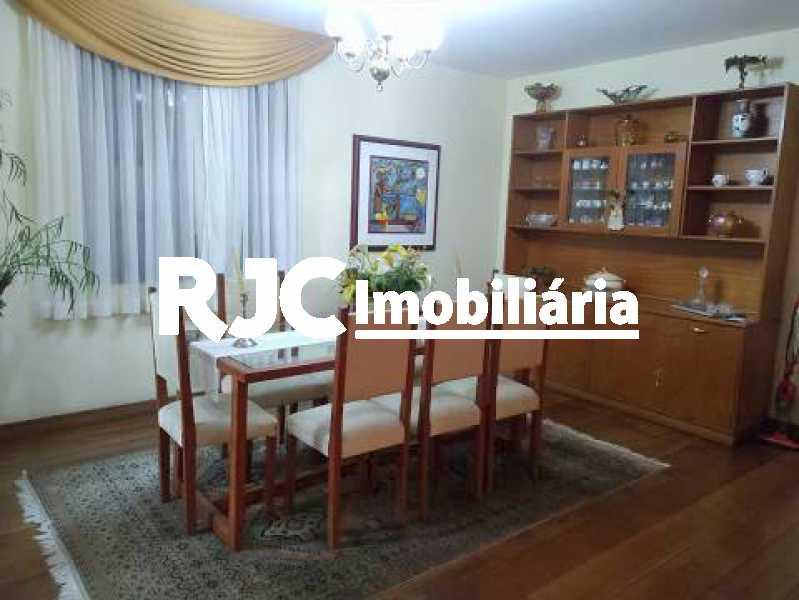 2 - Casa 4 quartos à venda Grajaú, Rio de Janeiro - R$ 950.000 - MBCA40179 - 3