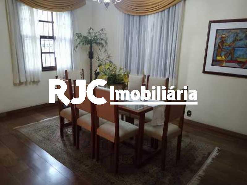 3 - Casa 4 quartos à venda Grajaú, Rio de Janeiro - R$ 950.000 - MBCA40179 - 4