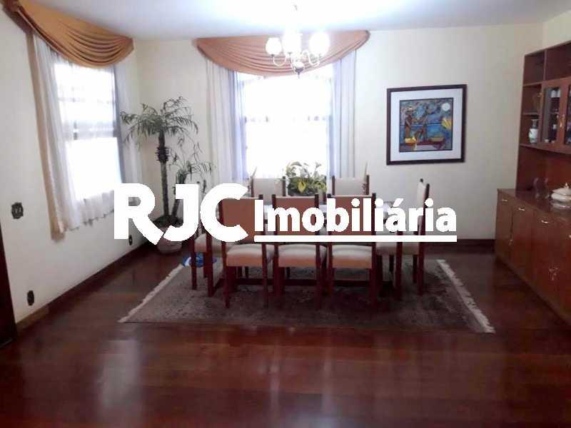 4 - Casa 4 quartos à venda Grajaú, Rio de Janeiro - R$ 950.000 - MBCA40179 - 5