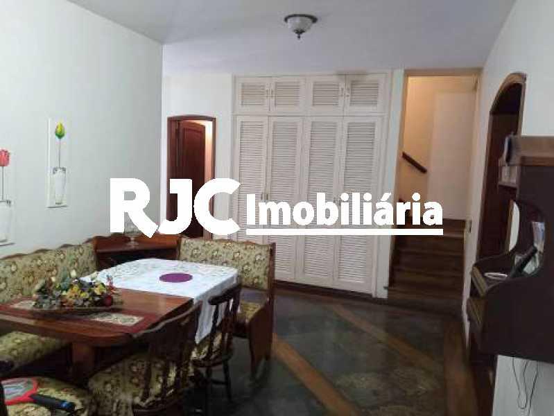 5 - Casa 4 quartos à venda Grajaú, Rio de Janeiro - R$ 950.000 - MBCA40179 - 6
