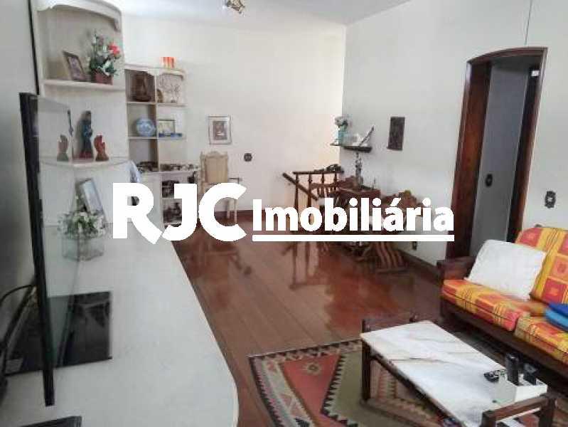 6 - Casa 4 quartos à venda Grajaú, Rio de Janeiro - R$ 950.000 - MBCA40179 - 7