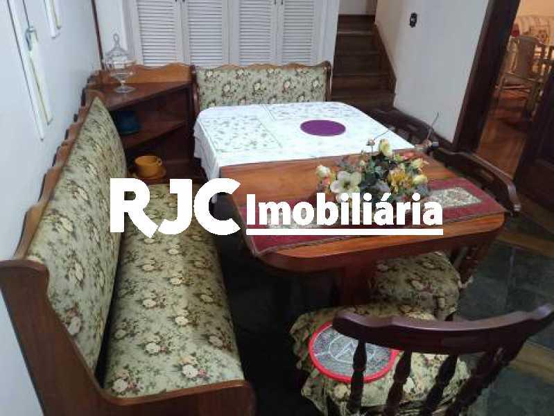 7 - Casa 4 quartos à venda Grajaú, Rio de Janeiro - R$ 950.000 - MBCA40179 - 8