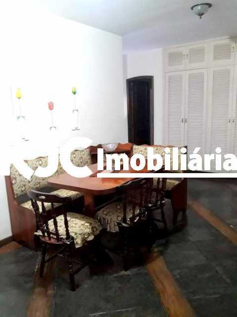 8 - Casa 4 quartos à venda Grajaú, Rio de Janeiro - R$ 950.000 - MBCA40179 - 9