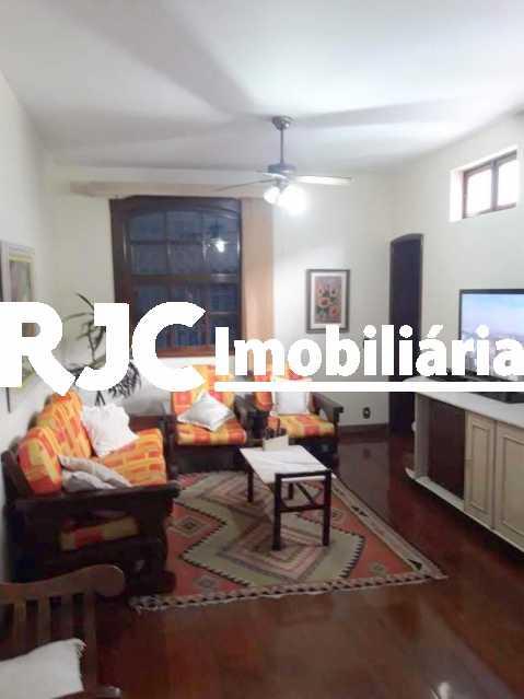 10 - Casa 4 quartos à venda Grajaú, Rio de Janeiro - R$ 950.000 - MBCA40179 - 11