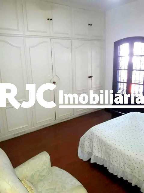15 - Casa 4 quartos à venda Grajaú, Rio de Janeiro - R$ 950.000 - MBCA40179 - 16