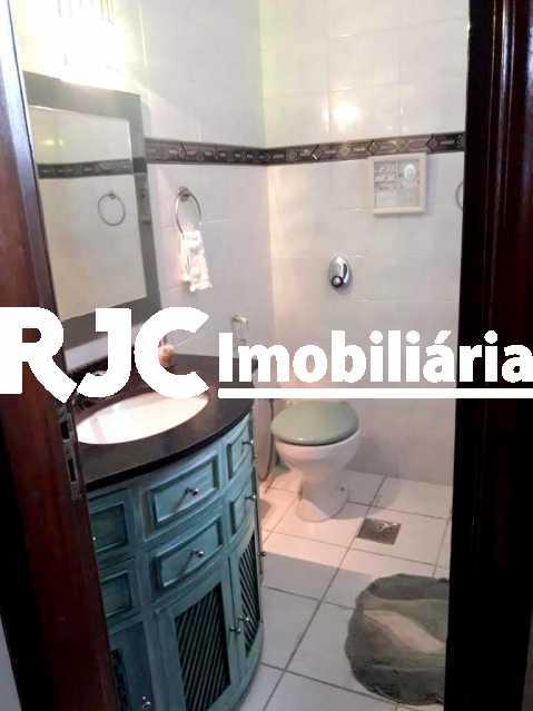 17 - Casa 4 quartos à venda Grajaú, Rio de Janeiro - R$ 950.000 - MBCA40179 - 18
