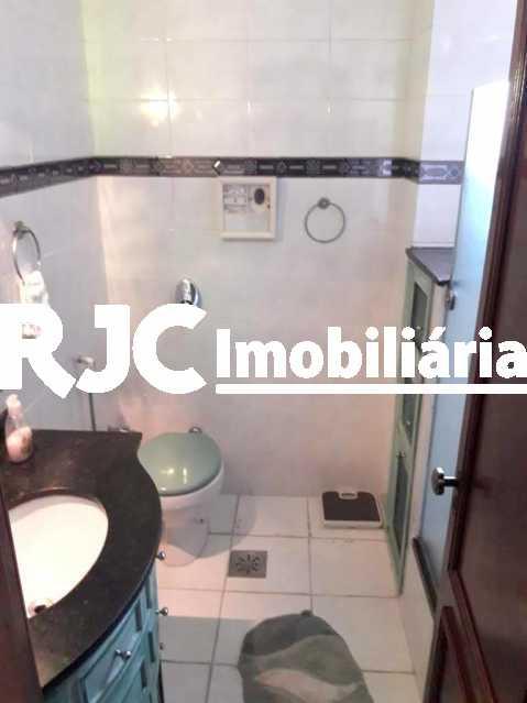 18 - Casa 4 quartos à venda Grajaú, Rio de Janeiro - R$ 950.000 - MBCA40179 - 19