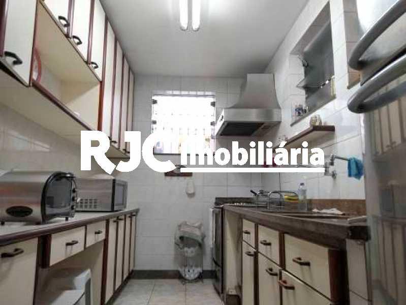 19 - Casa 4 quartos à venda Grajaú, Rio de Janeiro - R$ 950.000 - MBCA40179 - 20