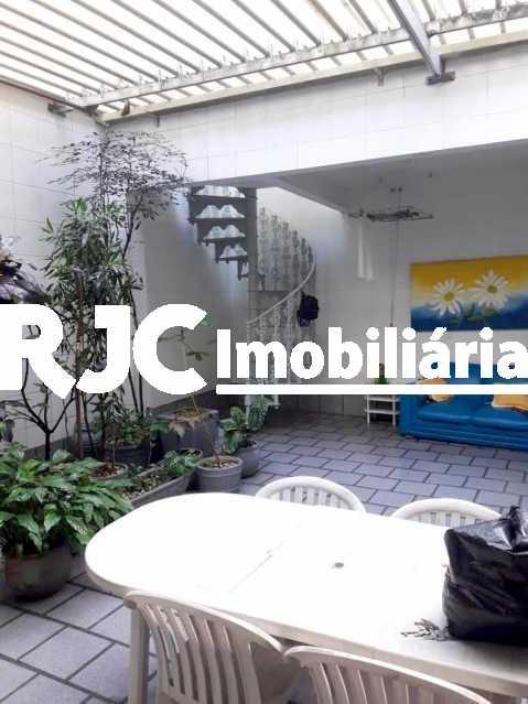 20 - Casa 4 quartos à venda Grajaú, Rio de Janeiro - R$ 950.000 - MBCA40179 - 21
