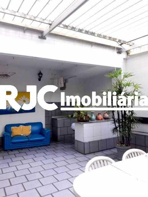 21 - Casa 4 quartos à venda Grajaú, Rio de Janeiro - R$ 950.000 - MBCA40179 - 22