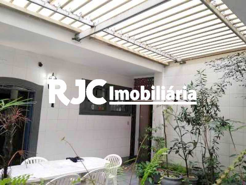 22 - Casa 4 quartos à venda Grajaú, Rio de Janeiro - R$ 950.000 - MBCA40179 - 23