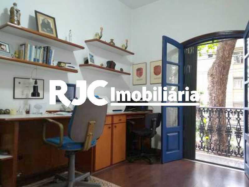 23 - Casa 4 quartos à venda Grajaú, Rio de Janeiro - R$ 950.000 - MBCA40179 - 24
