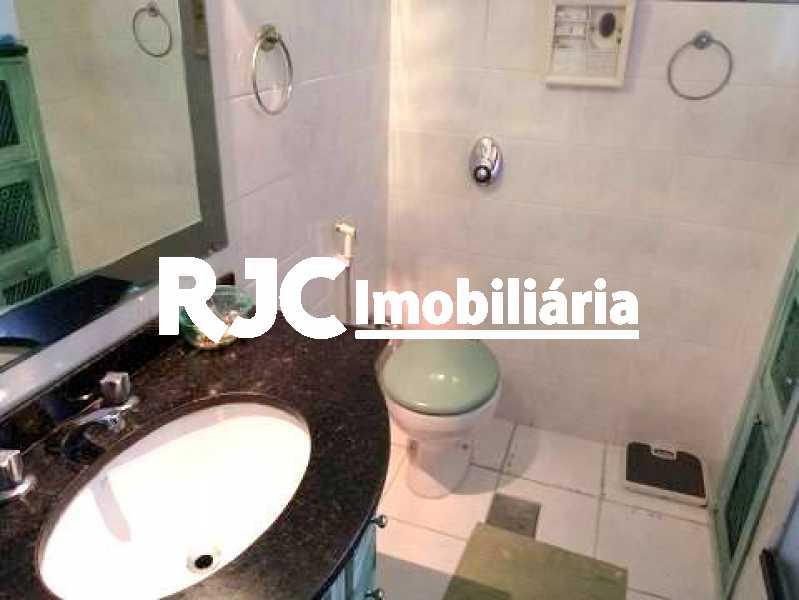 24 - Casa 4 quartos à venda Grajaú, Rio de Janeiro - R$ 950.000 - MBCA40179 - 25
