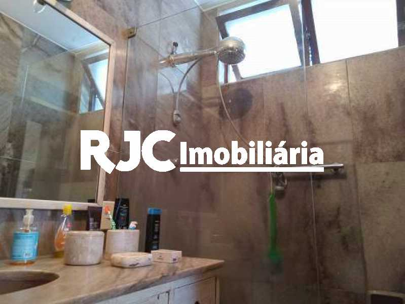26 - Casa 4 quartos à venda Grajaú, Rio de Janeiro - R$ 950.000 - MBCA40179 - 27