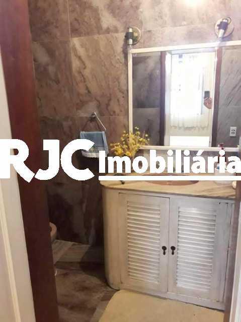 27 - Casa 4 quartos à venda Grajaú, Rio de Janeiro - R$ 950.000 - MBCA40179 - 28