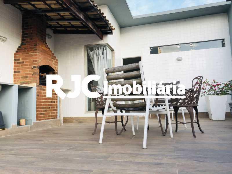1 - Cobertura 3 quartos à venda Maracanã, Rio de Janeiro - R$ 780.000 - MBCO30372 - 1