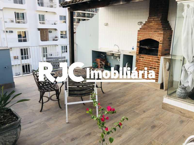 2 - Cobertura 3 quartos à venda Maracanã, Rio de Janeiro - R$ 780.000 - MBCO30372 - 3
