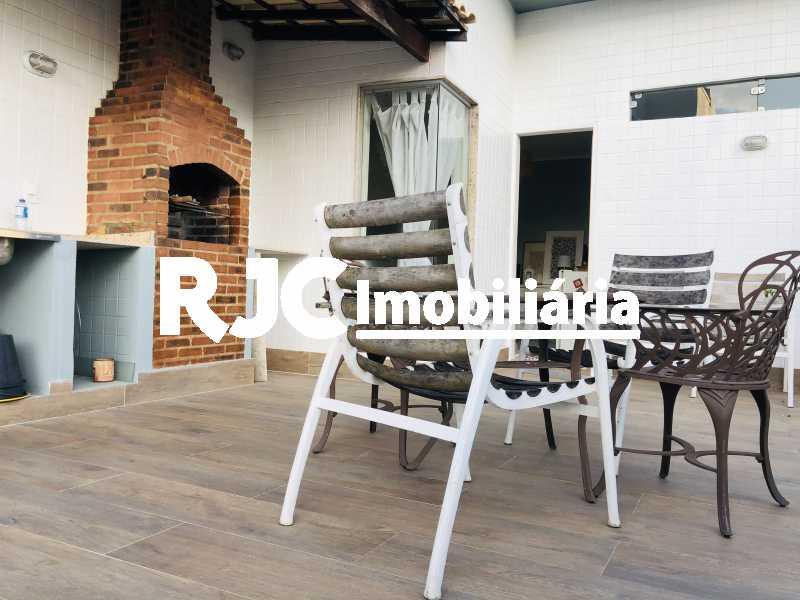 3 - Cobertura 3 quartos à venda Maracanã, Rio de Janeiro - R$ 780.000 - MBCO30372 - 4