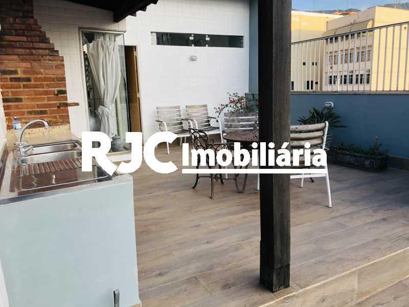 4 - Cobertura 3 quartos à venda Maracanã, Rio de Janeiro - R$ 780.000 - MBCO30372 - 5