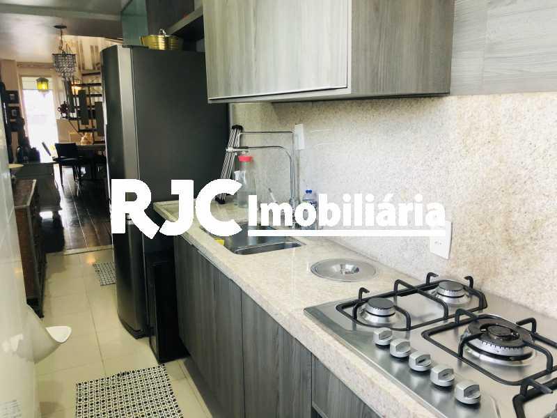 20 - Cobertura 3 quartos à venda Maracanã, Rio de Janeiro - R$ 780.000 - MBCO30372 - 21